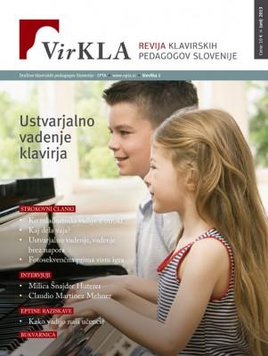 Virkla št. 1 - Ustvarjalno vadenje klavirja i (junij 2013)