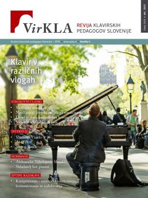 Virkla št. 3 - Klavir v različnih vlogah (oktober 2015)